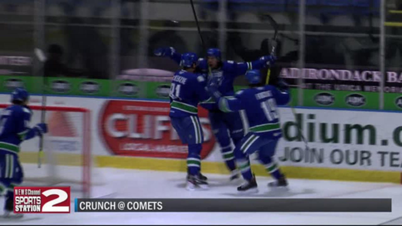 Comets swarm Crunch to sweep back-to-back