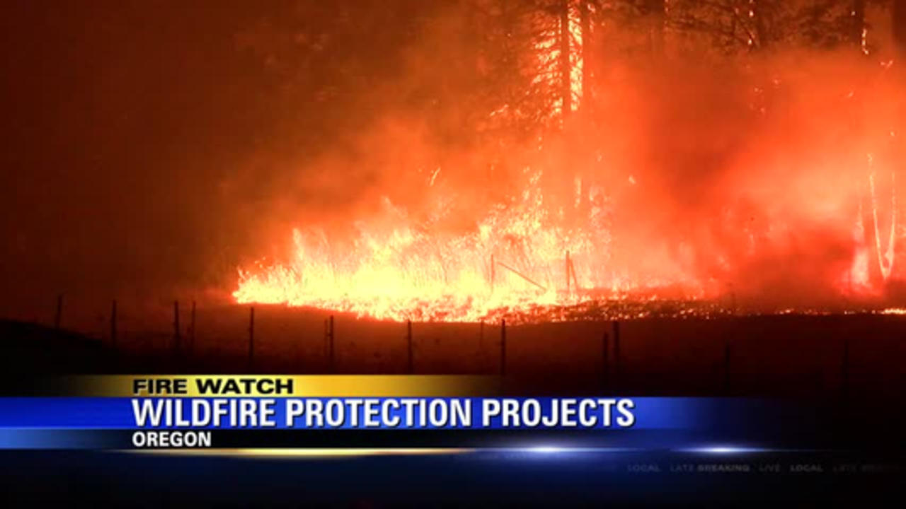 ODF receives millions to prevent wildfires