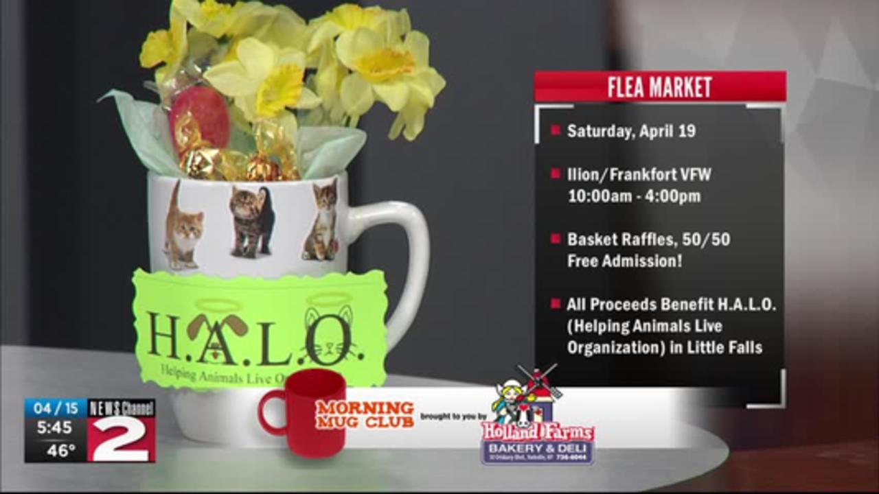 Mug Club: Flea Market to Benefit H.A.L.O.