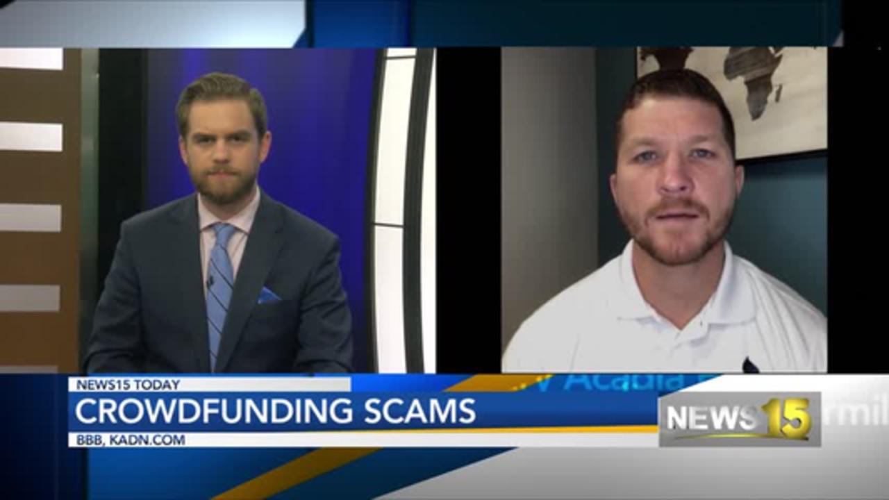 BBB Warns of Crowdfunding Scams