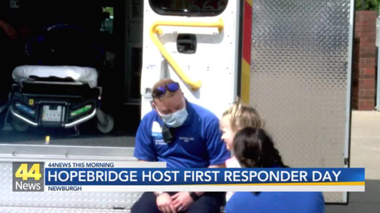 Hopebridge Autism Therapy Center Holds First Responder Day