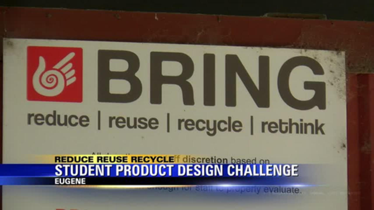 BRING Recycling now accepting registrations for product design challenge