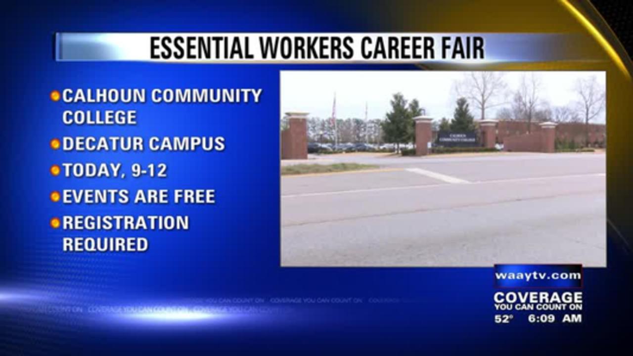 Essential Workers Career Fair