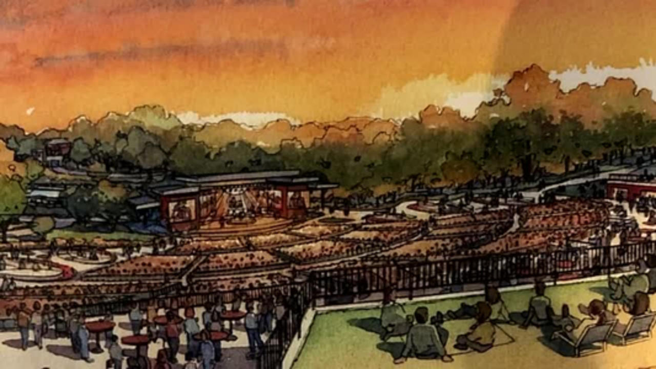 Krug Park Amphitheater renovation push continues