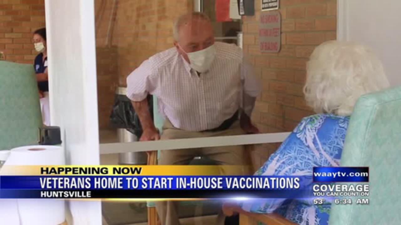 Veterans Home To Start In-House Vaccinations