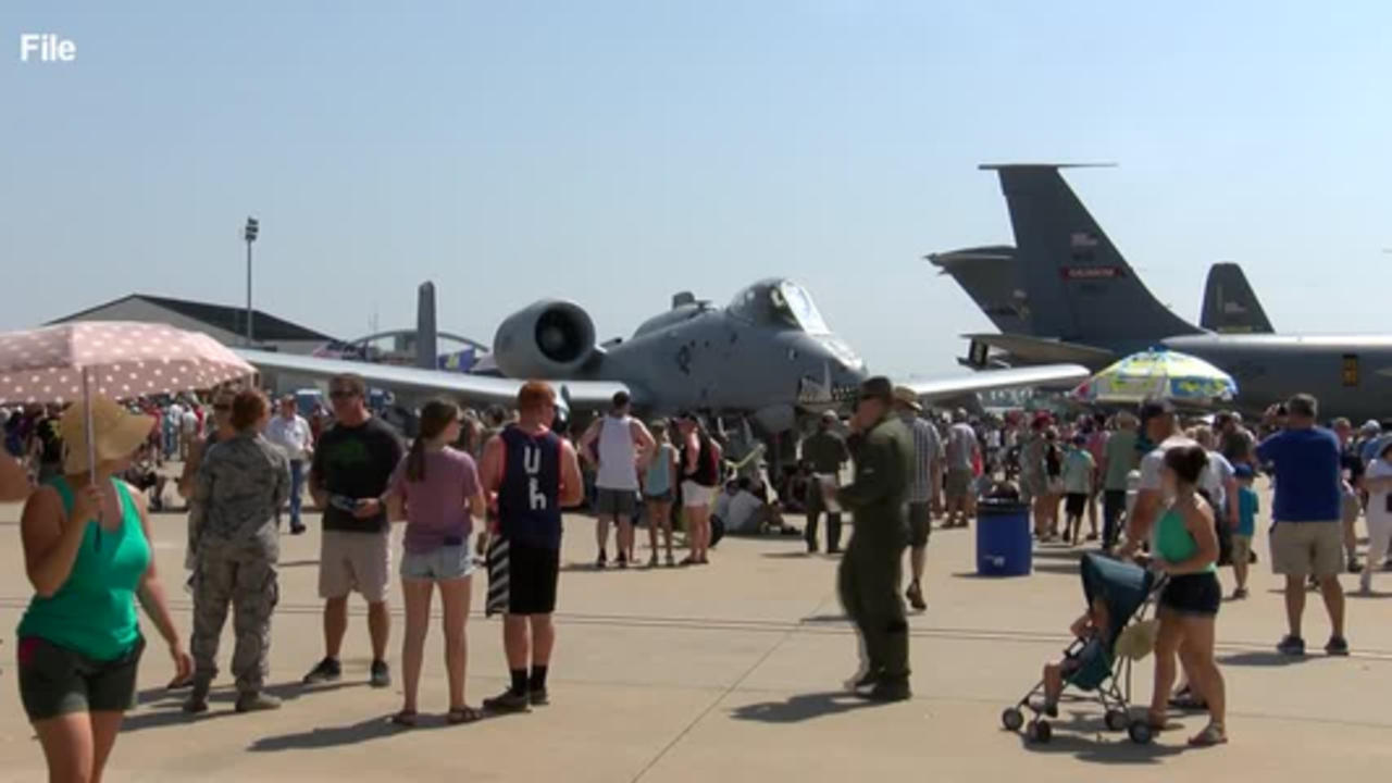 The Sound of Speed Airshow is returning May 1st
