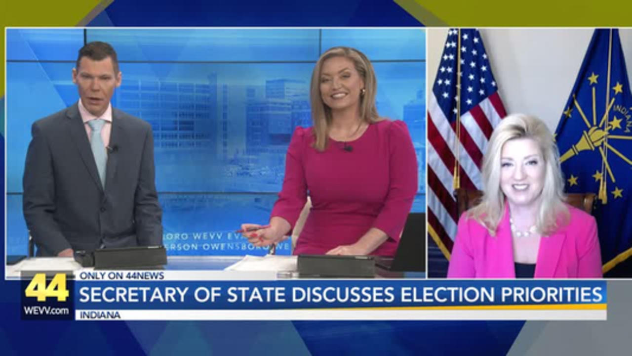 Secretary of State Holli Sullivan Discusses New Role, Responsibilities & Election Security