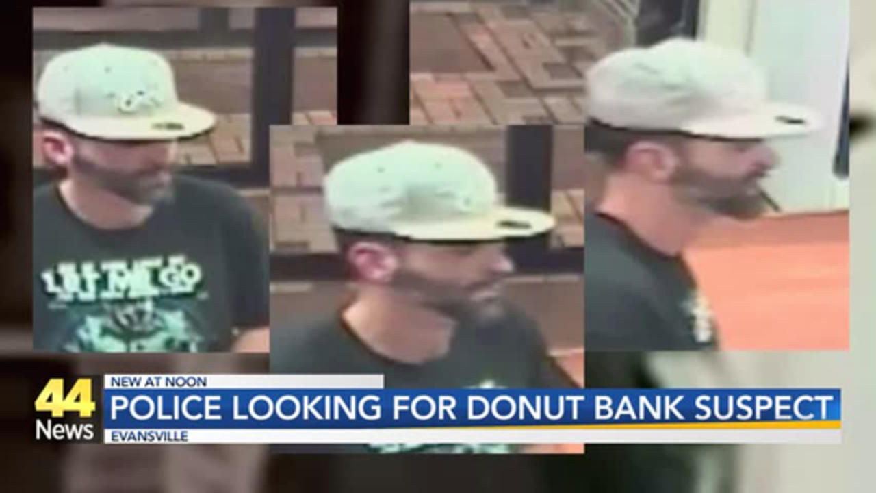 Man Victim of Hit-and-Run at Evansville Donut Bank After Confronting Thief: EPD