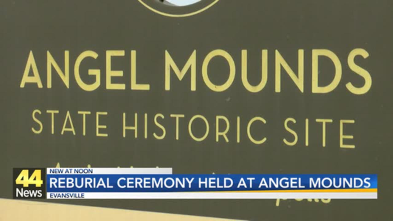 Remains of Over 700 Native Americans Returned to Angel Mounds