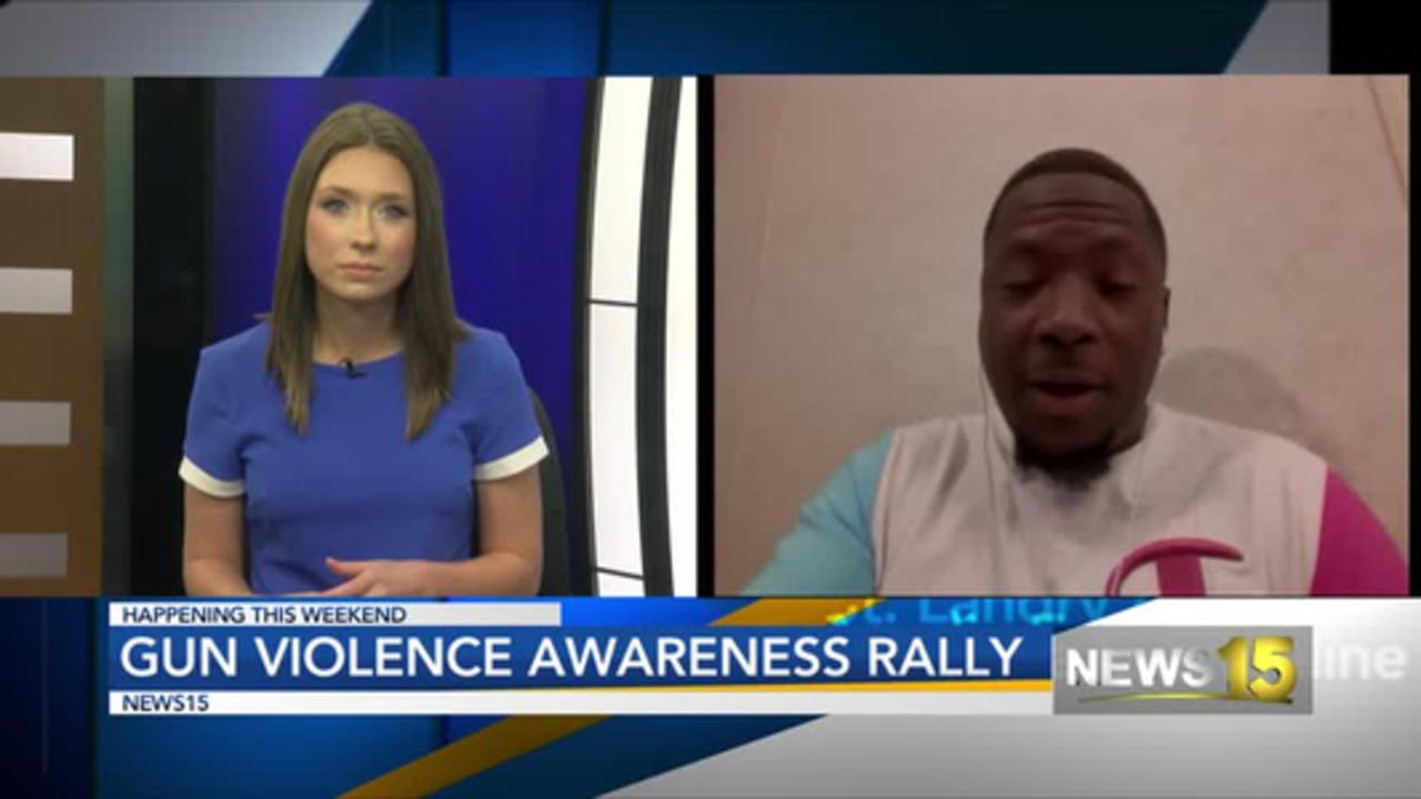 Gun Violence Awareness Rally
