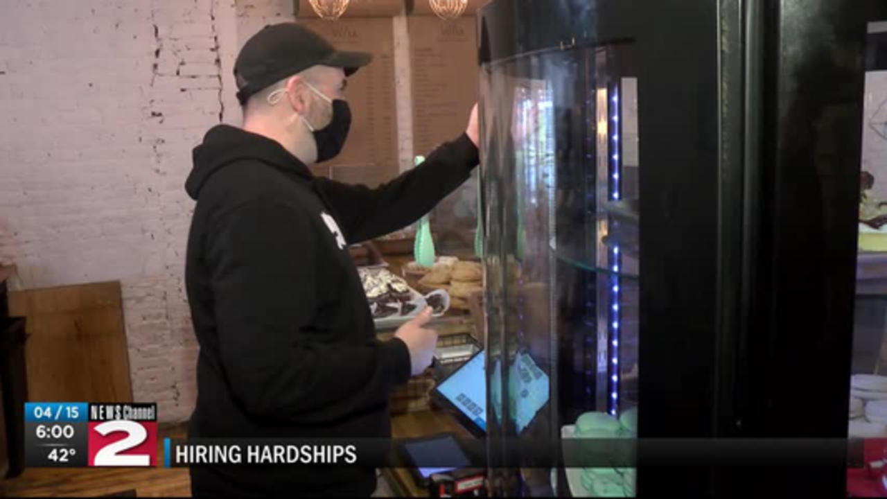 Local businesses face hiring woes