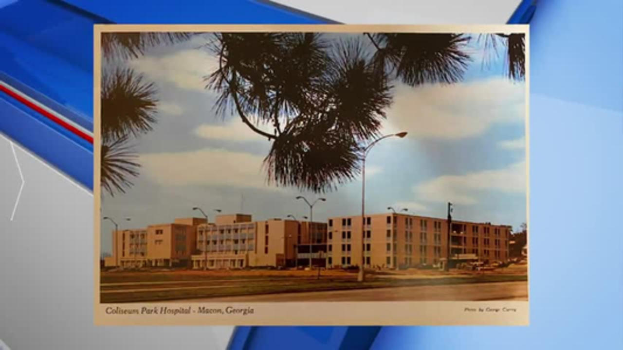 Coliseum Medical Center is celebrating 50 years of providing hospital care