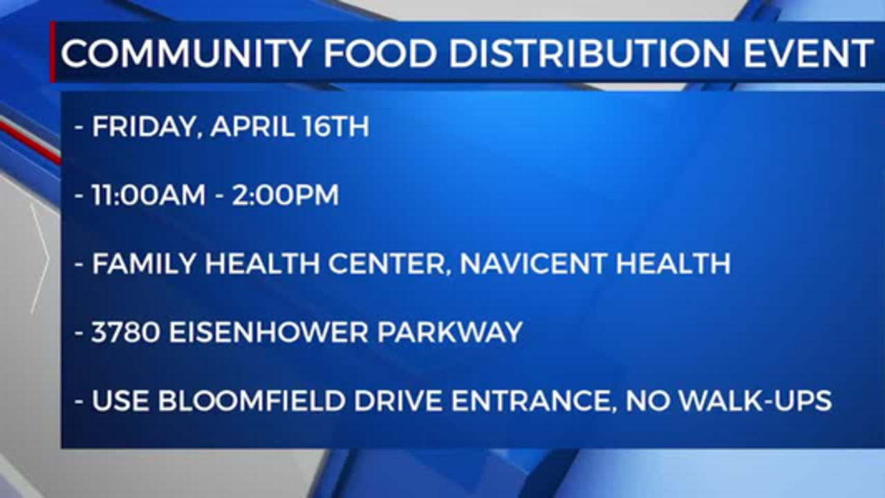 Atrium Health Navicent is joining several other community partners to provide food