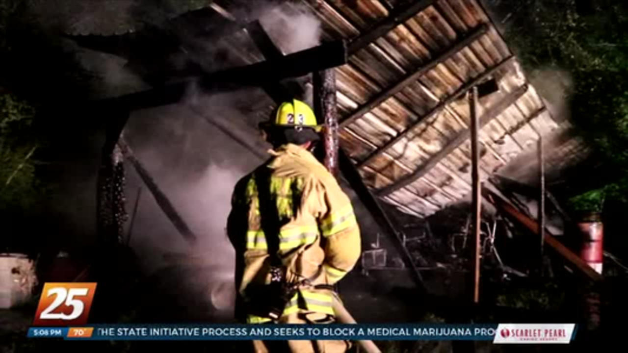 Harrison County Fire Rescue offers flooding and lightning safety tips