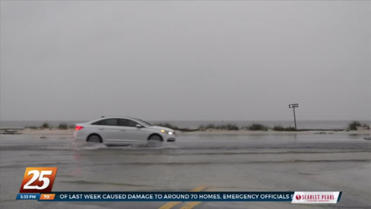 Road flooding one of the biggest concerns for Coast residents