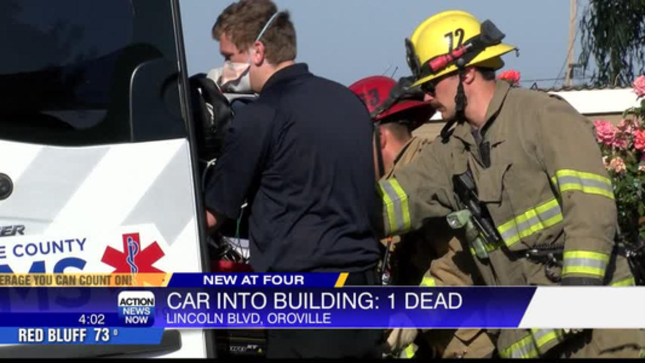 CHP confirms one person is dead after crash in South Oroville