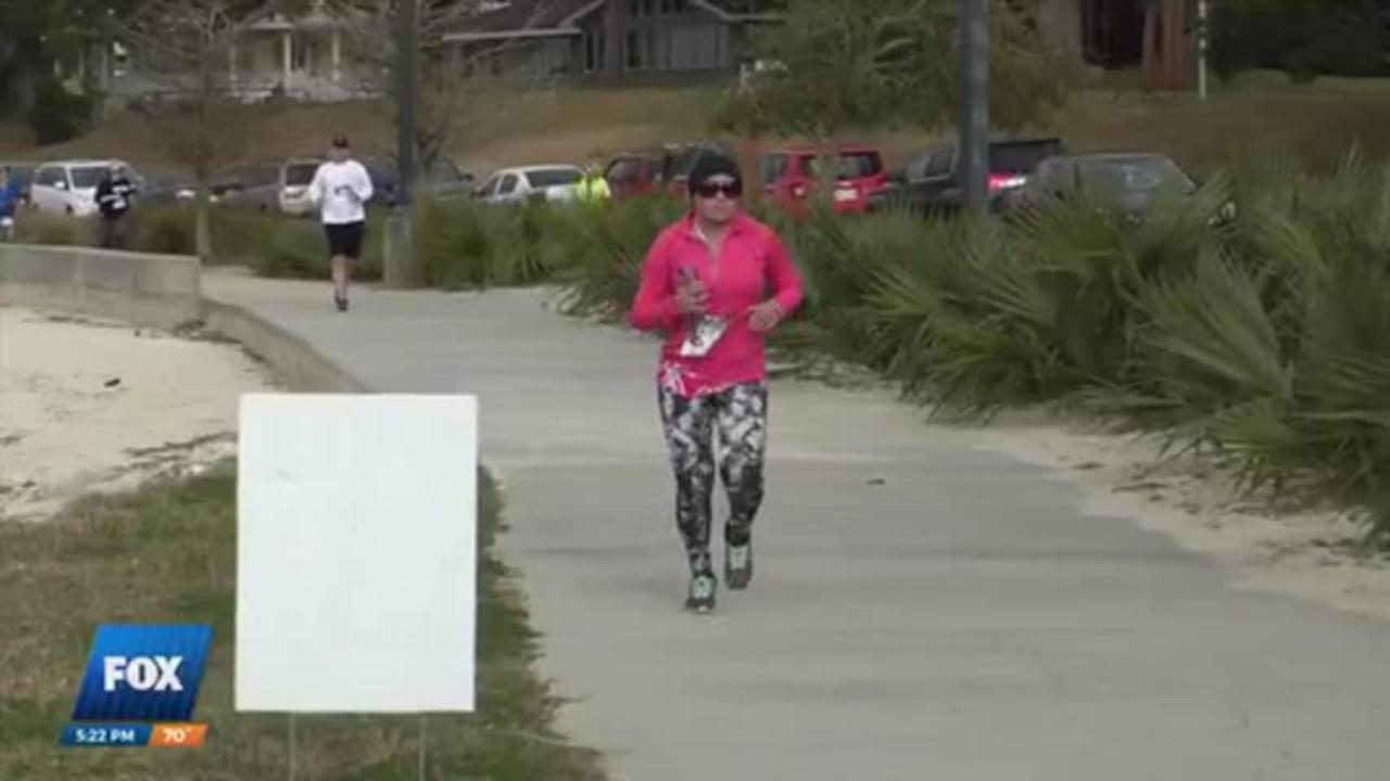 Fourth annual Zebra Run for Rare Disease in Ocean Springs