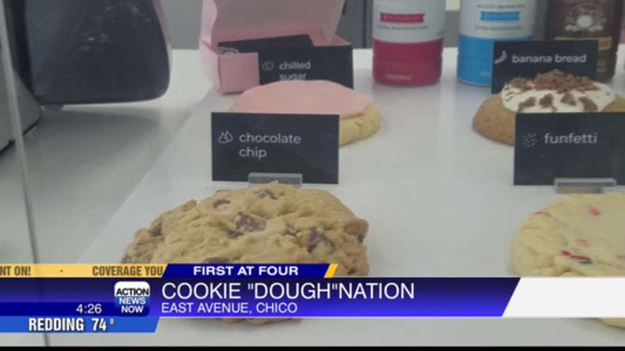 New cookie shop in Chico bakes up recipe for success