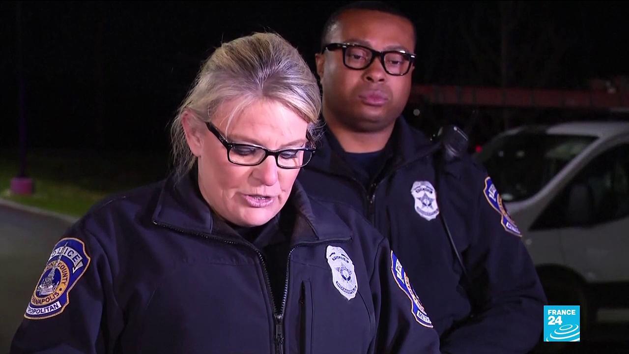 Gunman kills eight, takes own life at FedEx site in Indianapolis