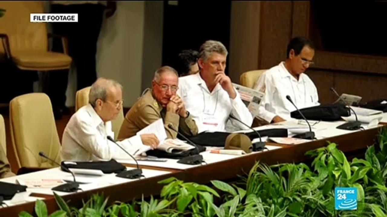 A retiring Castro to bring younger face to Cuba's communists