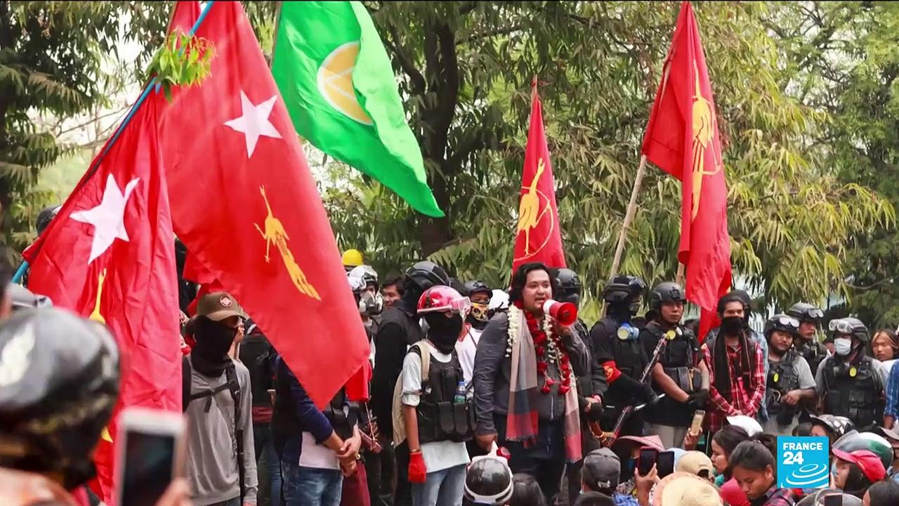 Myanmar's ousted MPs form shadow government