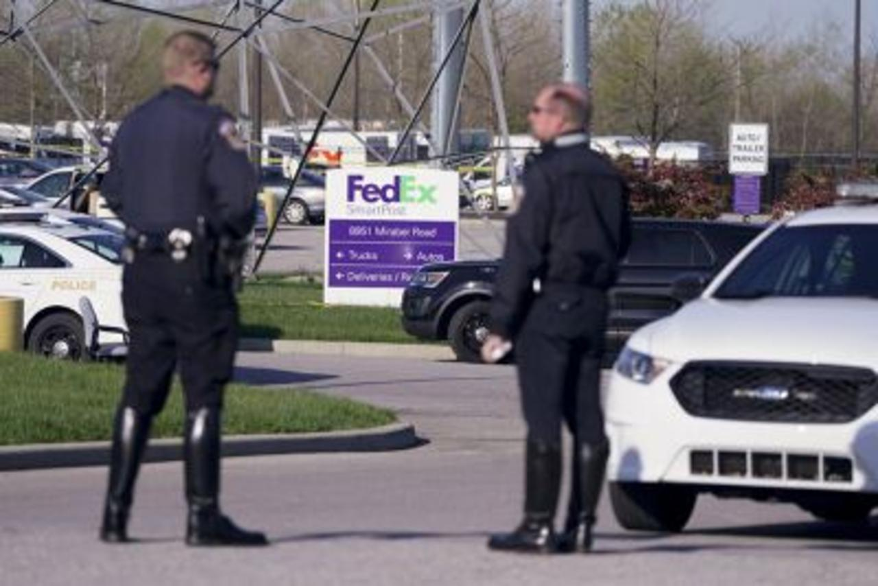 8 Killed in Late-Night Shooting at Indianapolis FedEx Facility