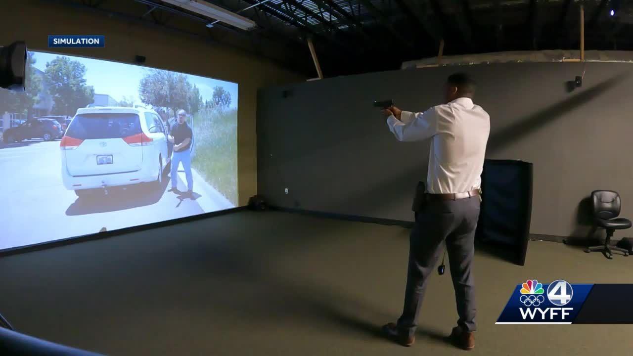 Gun vs. Stun gun: Police show protocol, training to prevent accidental discharge