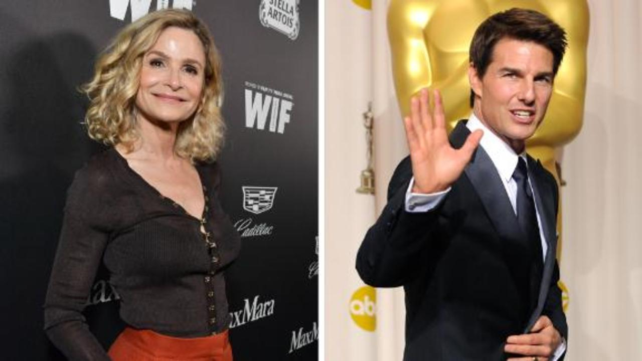 How Kyra Sedgwick got the cops called on Tom Cruise
