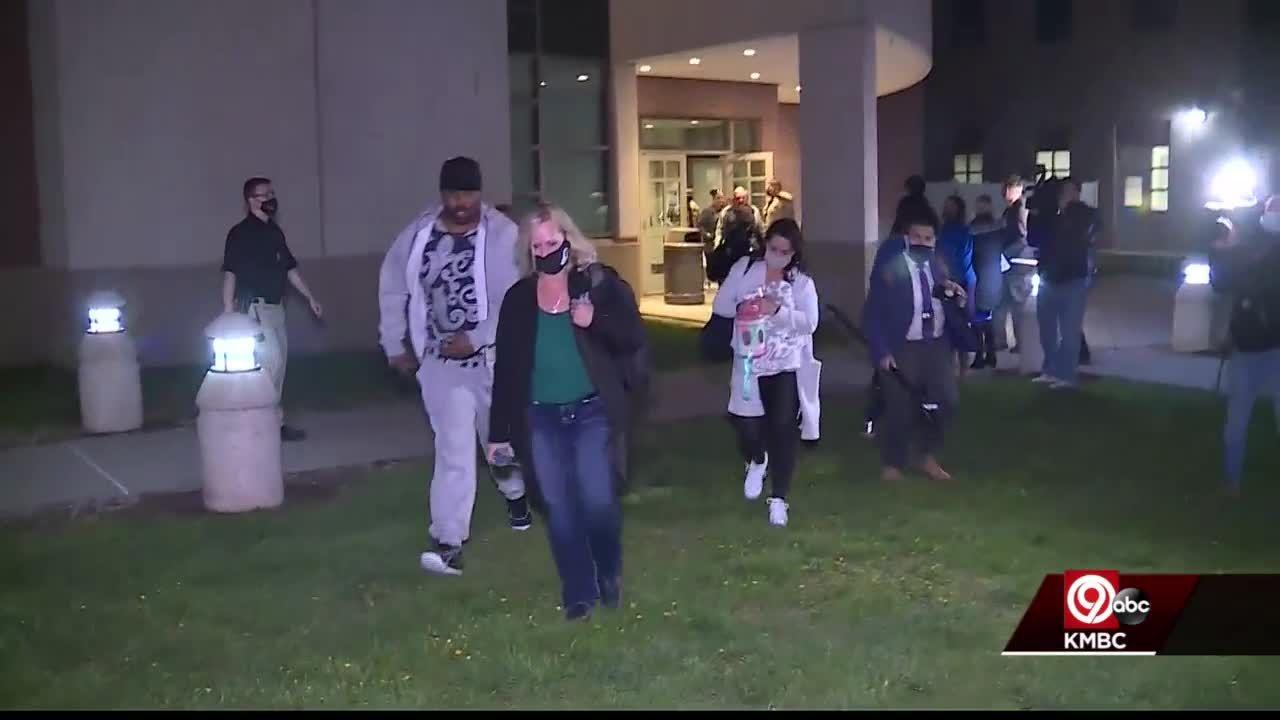 Family members of Kara Kopetsky, Jessica Runions leave courthouse shortly after verdict