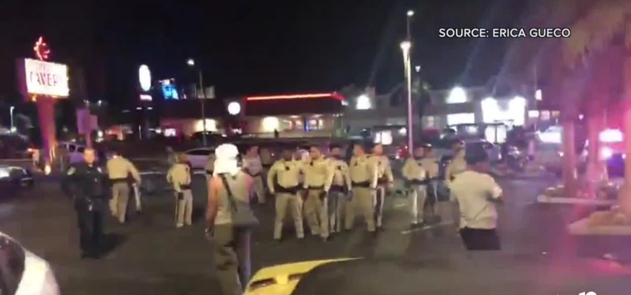 Bikers want answers after arrests, citations issued in Las Vegas confrontation