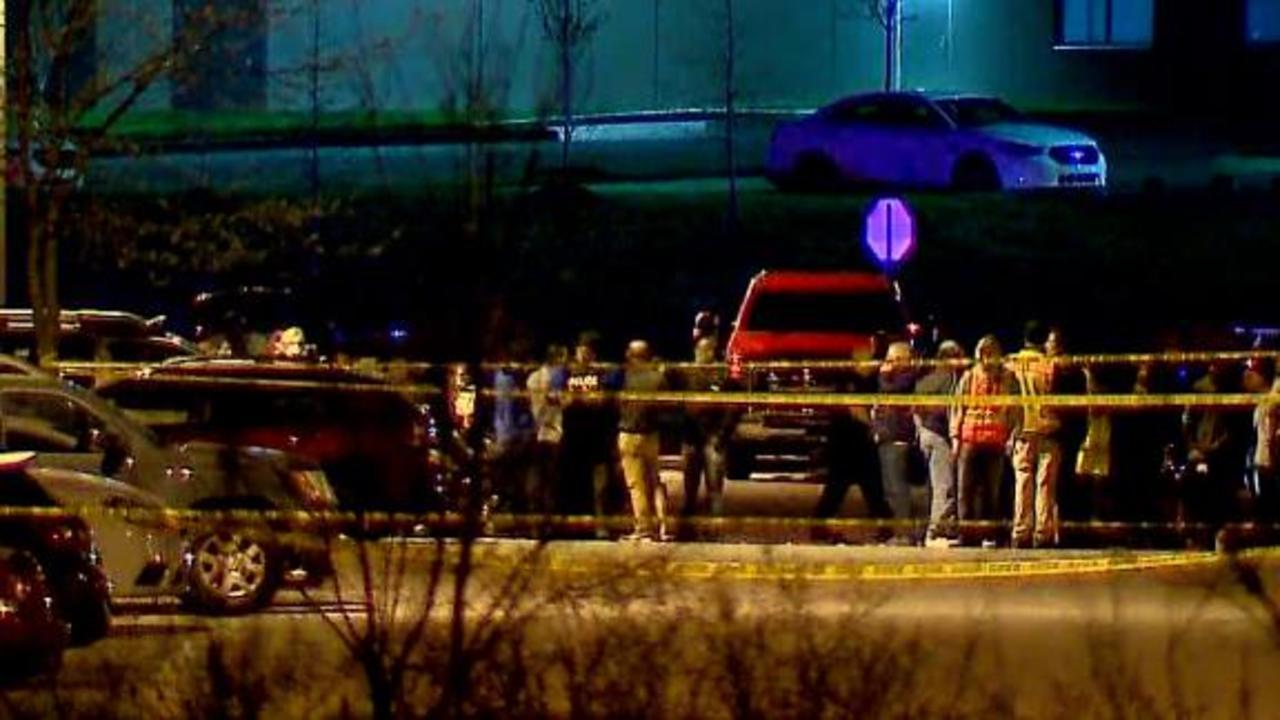 Eyewitness describes scene at Indianapolis shooting