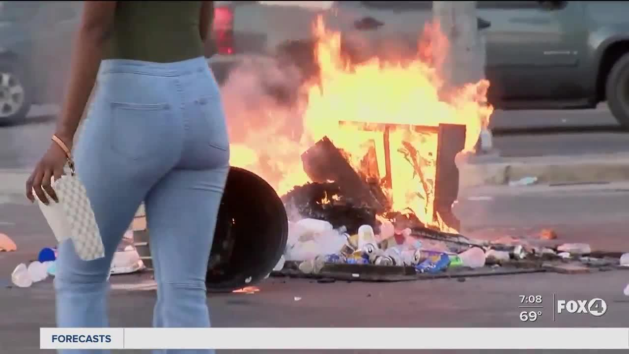 'Anti-riot' bill heads to the governor, DeSantis expected to sign