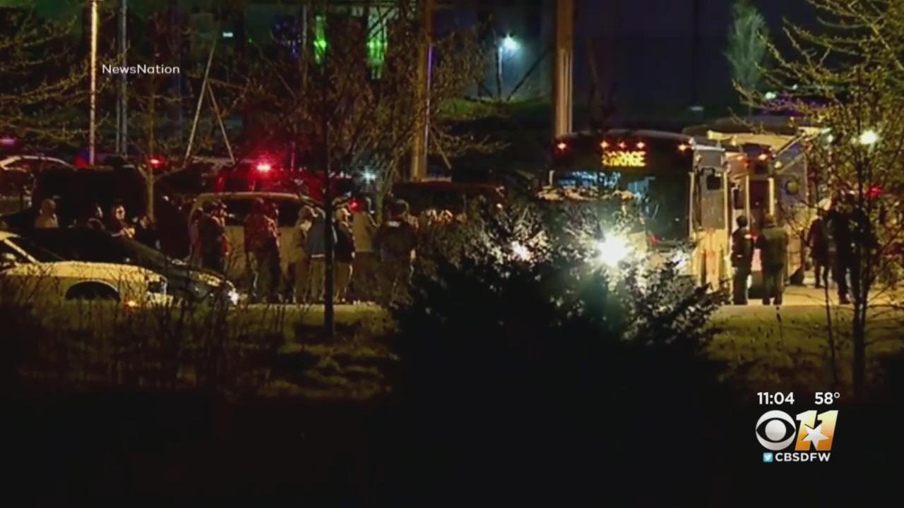 Police: Gunman At Indianapolis FedEx Facility Shot At Random