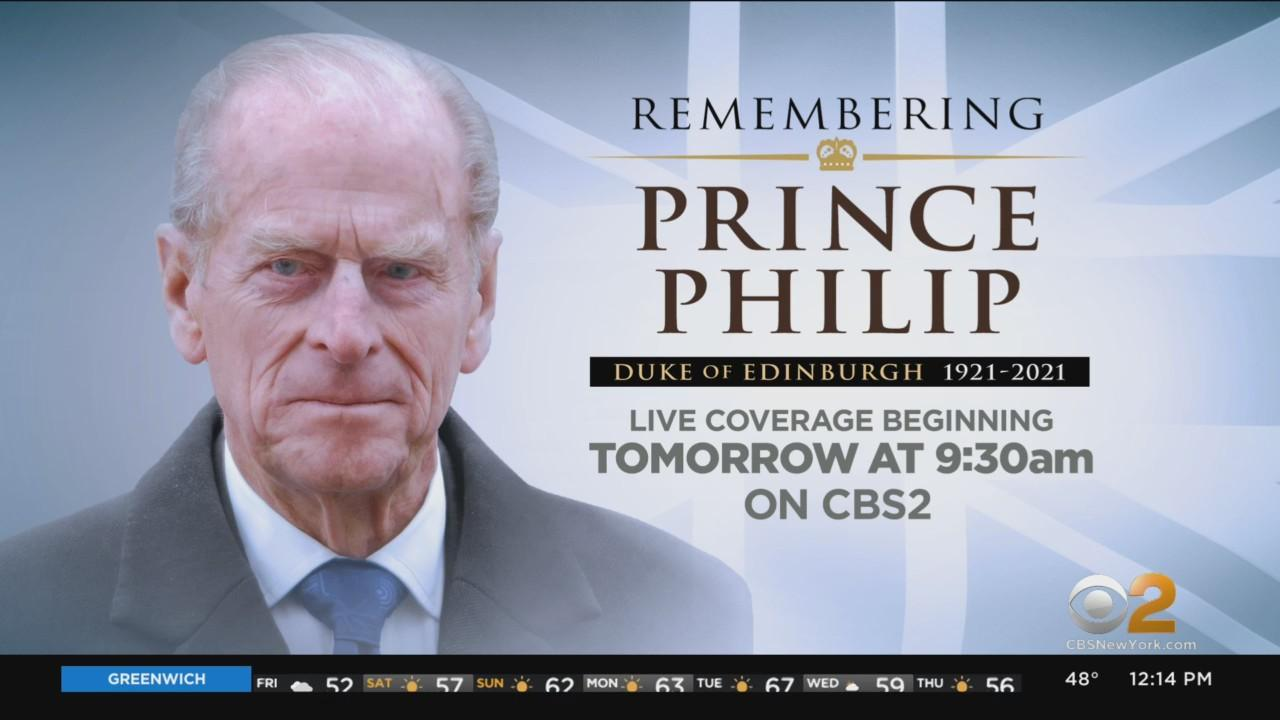 Final Preparations Underway For Funeral Of Prince Philip