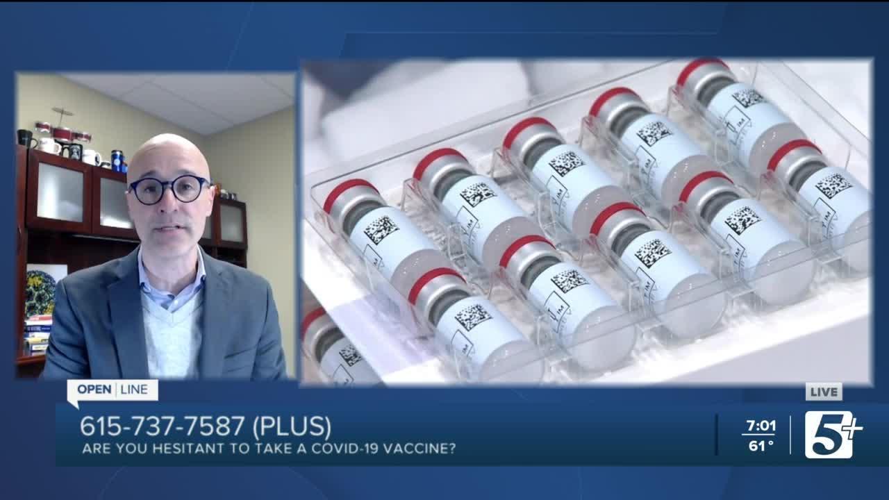 Vaccine Hesitancy following the J&J vaccine pause p2