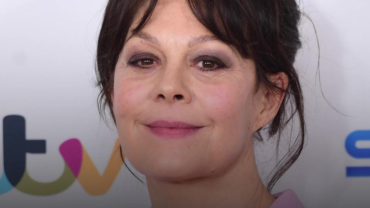 Actress Helen McCrory dies aged 52