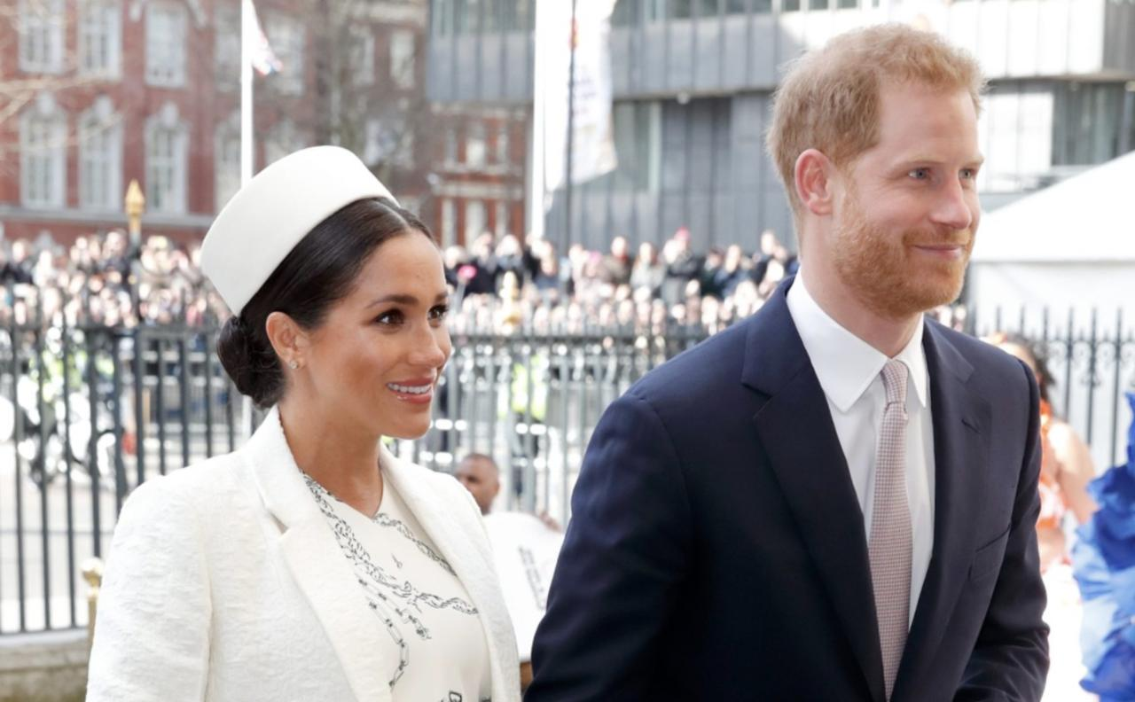 Prince Harry and Meghan Markle Might Name Their Daughter After Princess Diana