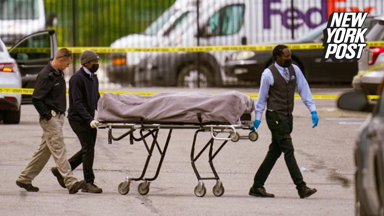 FedEx shooter ID'd as 19-year-old Brandon Scott Hole