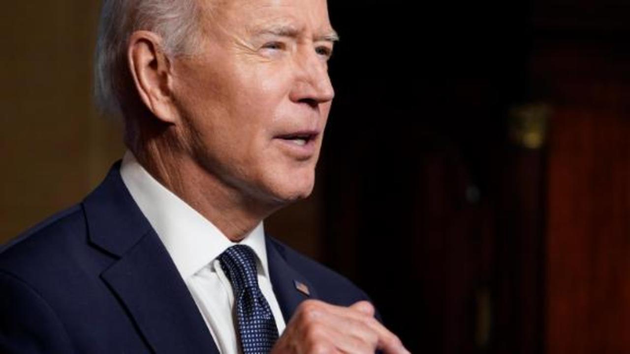 'It's a national embarrassment': Biden reacts to mass shootings