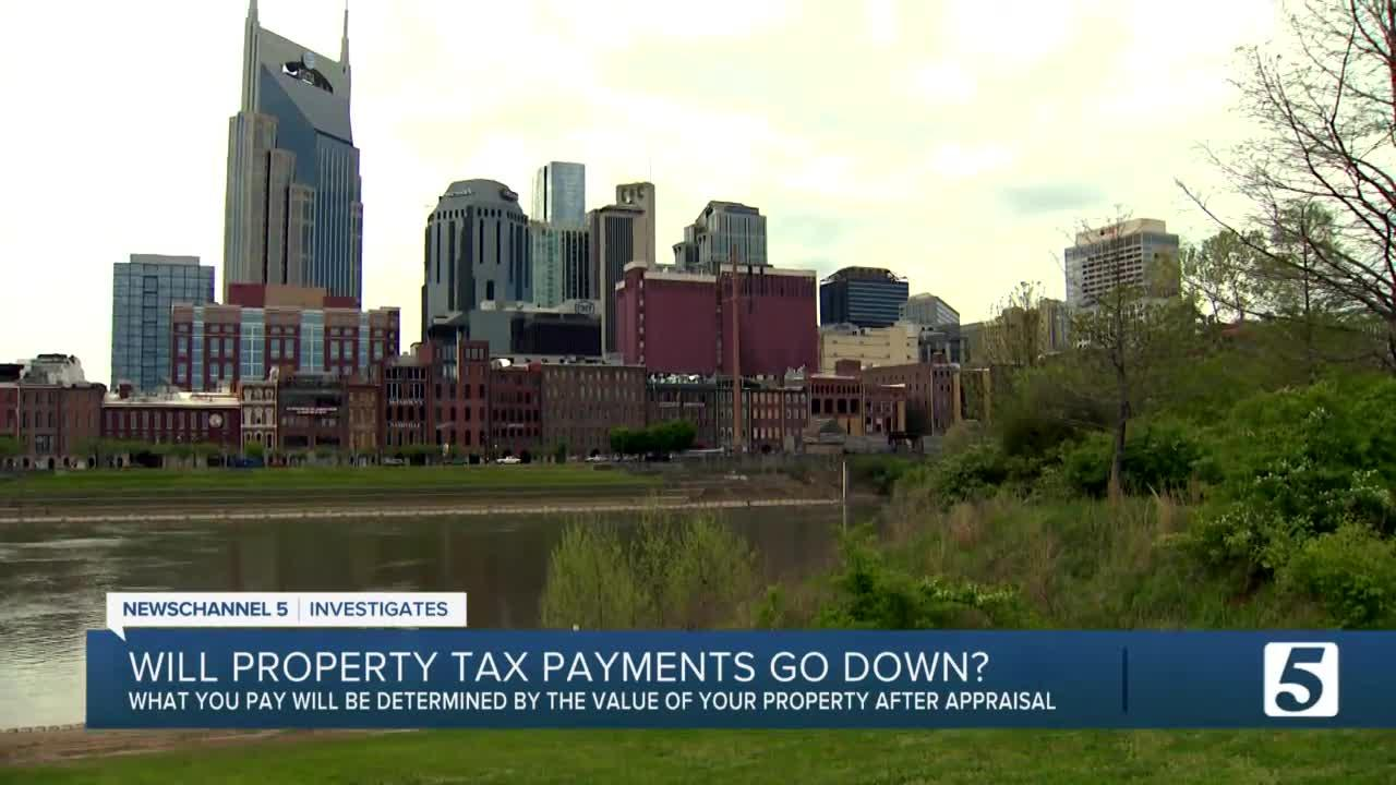 Mayor Cooper's property tax announcement raises questions about property tax bills