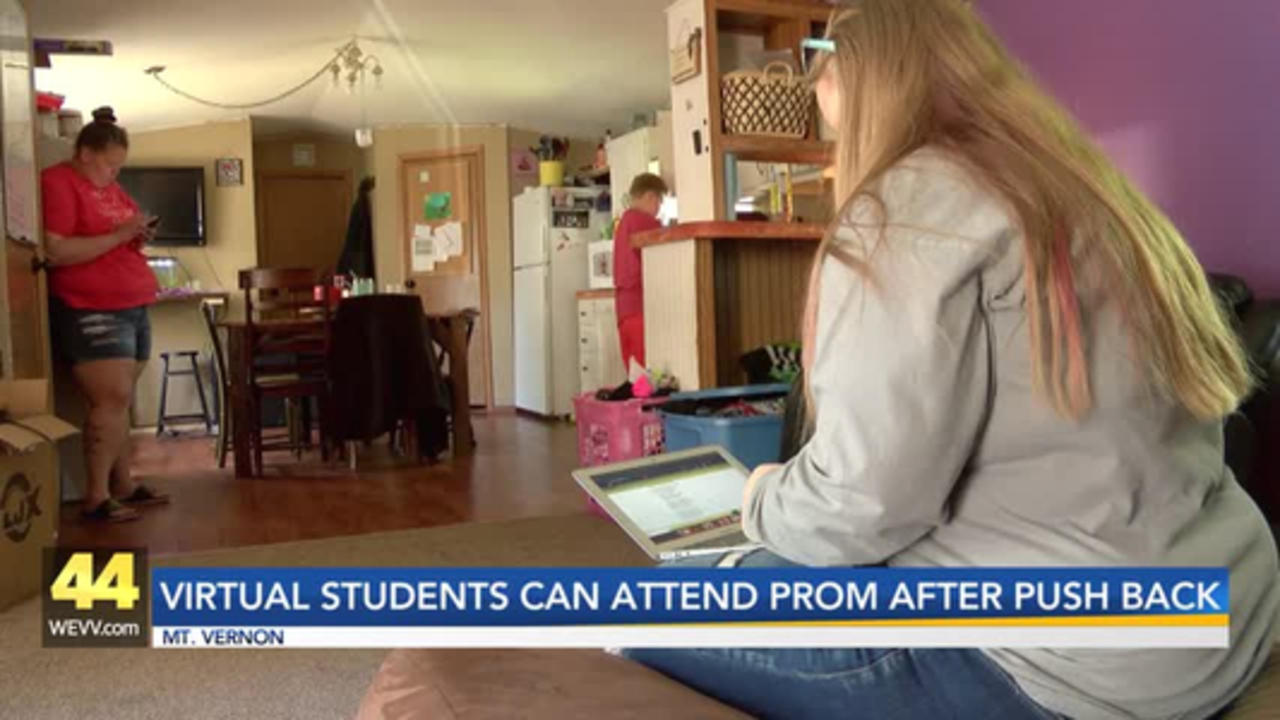 Virtual Mt. Vernon Students Can Attend Prom After Push Back