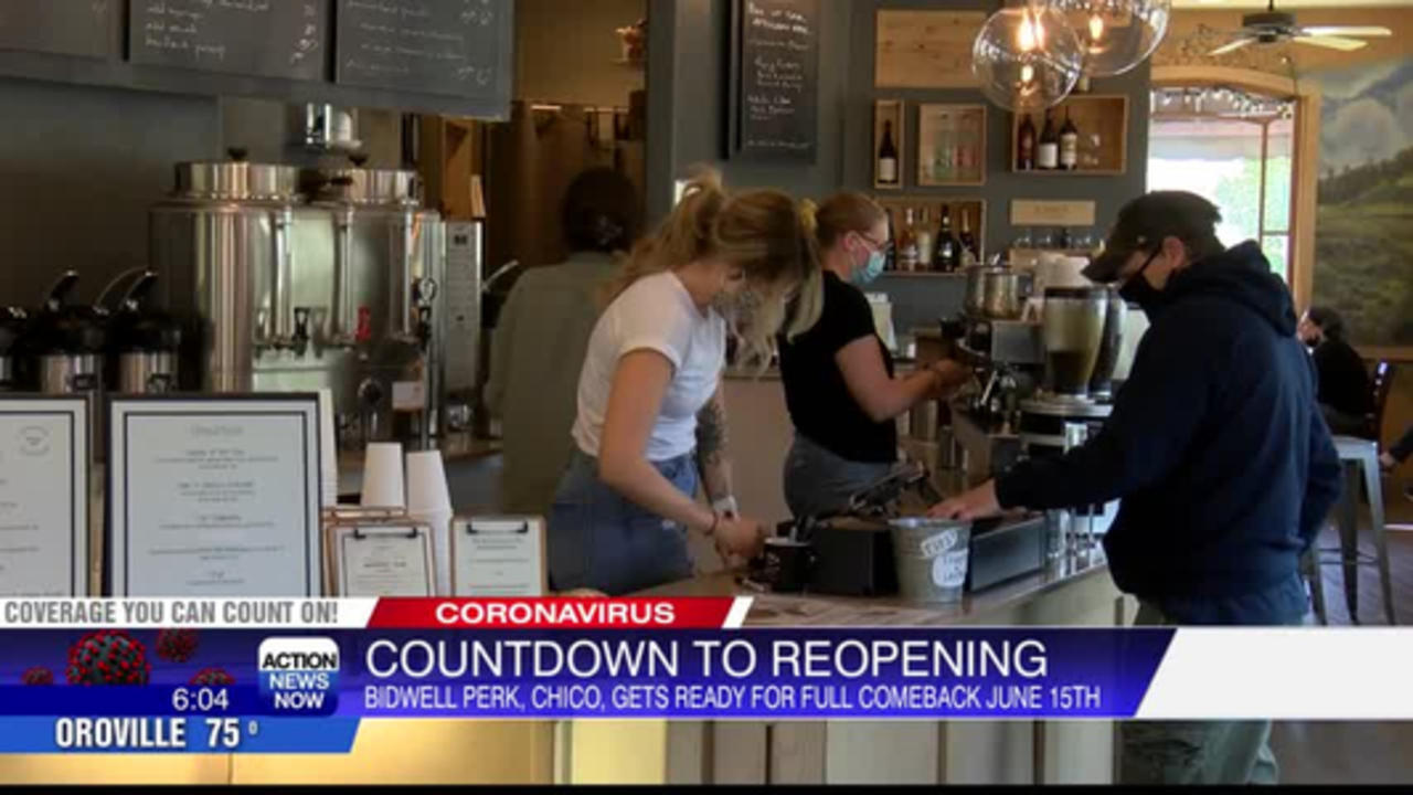 Chico businesses prepare for full reopening in June
