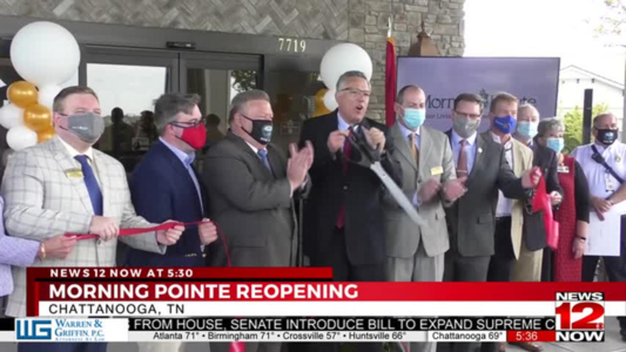 Morning Pointe Reopens