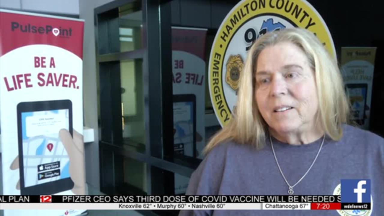 First Responder Hero Award: 911 operator Trish Matthews
