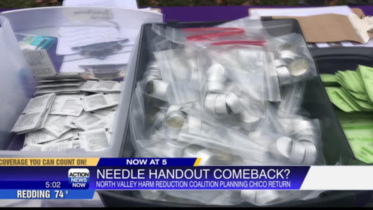 Needle program adds physician to resume distribution services in Chico
