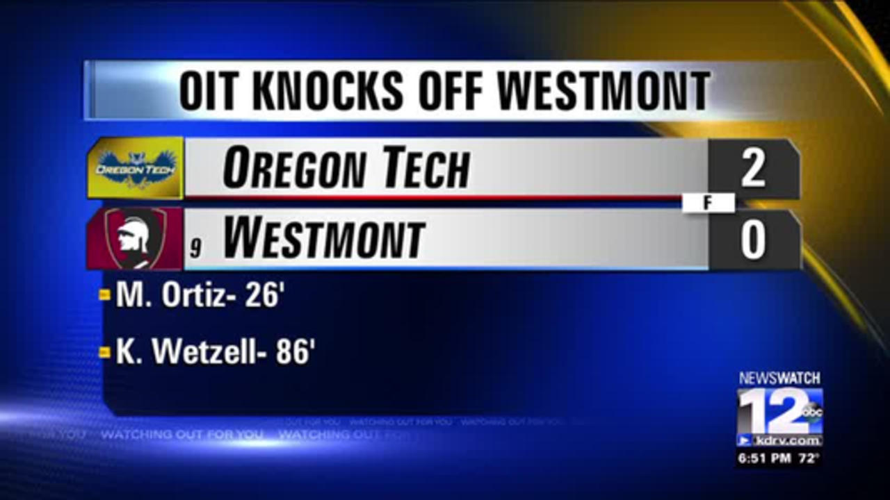 OIT knocks off No. 9 Westmont, advances to Opening Round Championship
