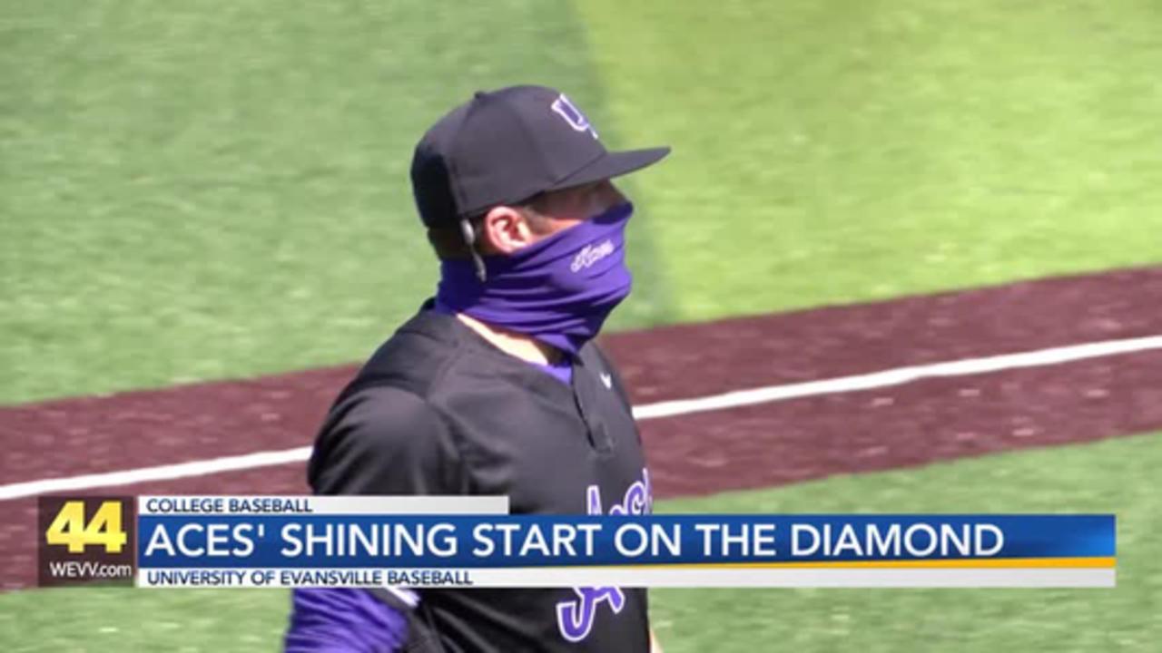 Aces on a Roll on the Baseball Diamond