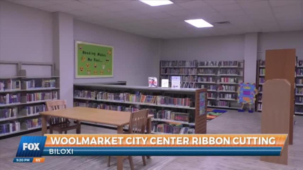 Woolmarket City Center ribbon cutting