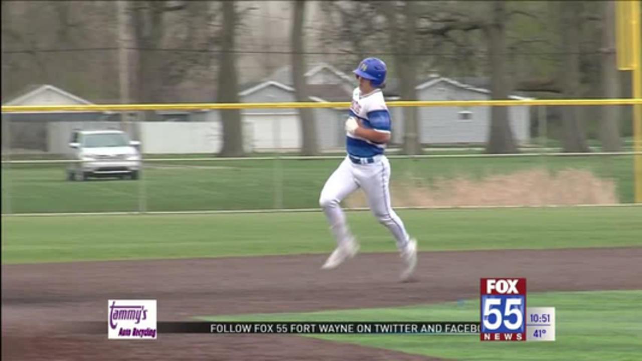 High School Baseball Roundup - April 15