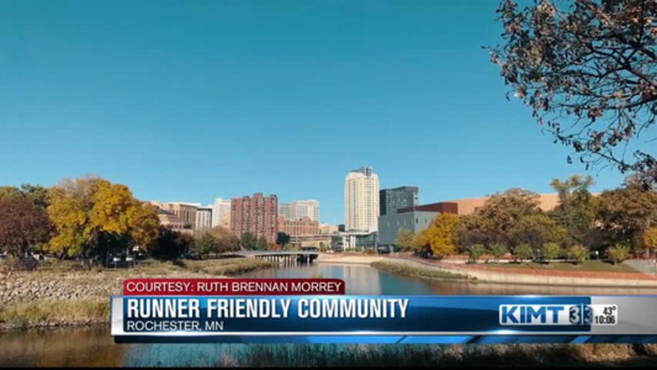 Rochester Running Club hoping to make the Med City a runner friendly community